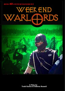 Weekend Warlords Poster